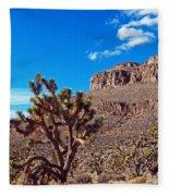 Doubletop Landscape Fleece Blanket