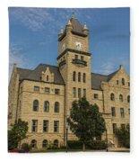 Douglas County Courthouse 4 Fleece Blanket