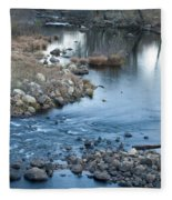 Down Stream Fleece Blanket
