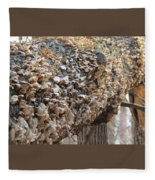 Down Tree Fleece Blanket