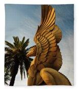 Drakon Fleece Blanket