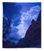 Drama Sky Sedona Fleece Blanket