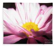 Dramatic Pink Fleece Blanket