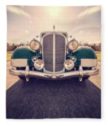 Dream Car Fleece Blanket