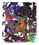 Dream Fragments Fleece Blanket