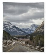Dream Journey Fleece Blanket