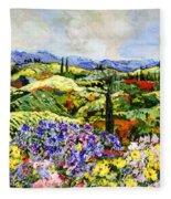 Dream Valley Fleece Blanket
