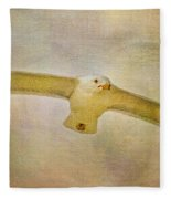 Dream World Seagull Fleece Blanket