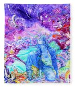 Dreamer Fleece Blanket