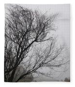Dreamer Tree Fleece Blanket