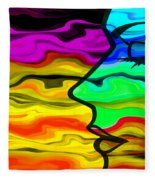 Dreaming 2 Fleece Blanket