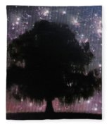 Dreaming Tree Fleece Blanket