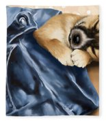 Dreaming Fleece Blanket