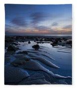 Dreams At Dawn Fleece Blanket