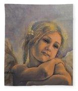 Dreamy Angel Fleece Blanket