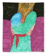 Dress Back Fleece Blanket