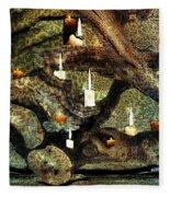 Driftwood Illume Fleece Blanket