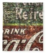 Drink Coca-cola 1 Fleece Blanket