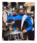 Drummers Fleece Blanket