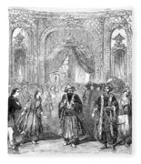 Drury Lane Theatre, 1854 Fleece Blanket