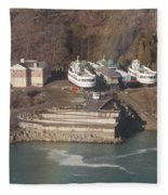 Dry Dock Fleece Blanket