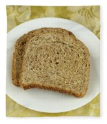 Dry Toast Fleece Blanket