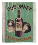 Dubonnet Wine Tonic Dsc05585 Fleece Blanket