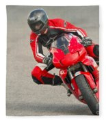 Ducati 900 Supersport Fleece Blanket