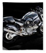 Ducati Monster Cafe Racer Fleece Blanket