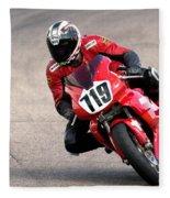 Ducati No. 719 Fleece Blanket