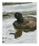 Duck Day Afternoon Fleece Blanket