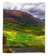 Duddon Valley Fleece Blanket