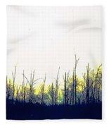 Dudleytown Fleece Blanket