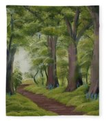 Duff House Walk Fleece Blanket