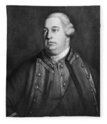 Duke Of Cumberland (1721-1765) Fleece Blanket