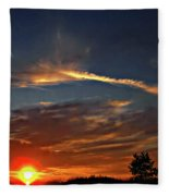 Dune Dreaming Fleece Blanket