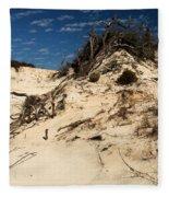 Dune Glue Fleece Blanket