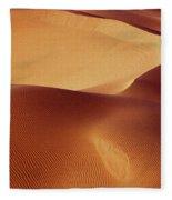 Dunes - 192 Fleece Blanket