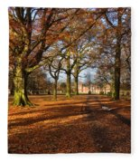 Dunham Massey Fleece Blanket