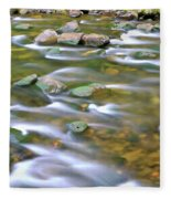Eagle Creek Oregon Fleece Blanket