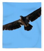 Eagle Wings Fleece Blanket