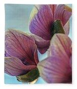 Early Spring Beauty Fleece Blanket