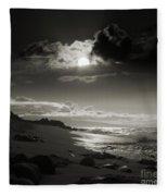 Earth Song Fleece Blanket