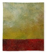 Earth Study One Fleece Blanket