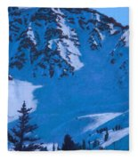 East Wall Fleece Blanket