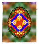 Easter Egg 3d Fleece Blanket