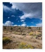 Eastern Sierras 10 Fleece Blanket