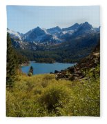 Eastern Sierras 22 Fleece Blanket