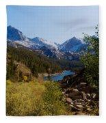 Eastern Sierras 23 Fleece Blanket