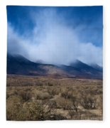 Eastern Sierras 6 Fleece Blanket
